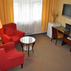 Hotel Svornost 3* Люкс с различными типами кроватей фото 19