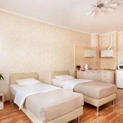 Гостиница Центральный Дом Апартаментов Студия 2 отдельные кровати фото 3