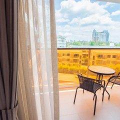 Отель Rocco Huahin Condominium Люкс с различными типами кроватей фото 17