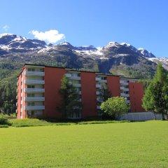 Отель Skyline House Ferienapartments Швейцария, Санкт-Мориц - отзывы, цены и фото номеров - забронировать отель Skyline House Ferienapartments онлайн фото 3