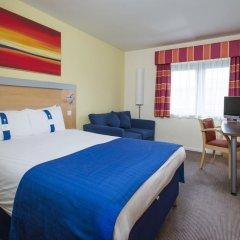 Отель Holiday Inn Express Edinburgh Royal Mile 3* Стандартный номер фото 4