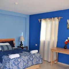 Отель Mansion Giahn Bed & Breakfast Мексика, Канкун - отзывы, цены и фото номеров - забронировать отель Mansion Giahn Bed & Breakfast онлайн комната для гостей фото 21