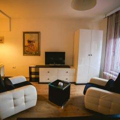Отель Lina Apartments Сербия, Белград - отзывы, цены и фото номеров - забронировать отель Lina Apartments онлайн комната для гостей фото 4