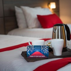 Отель Best Western Plus Aero 44 3* Стандартный номер с 2 отдельными кроватями