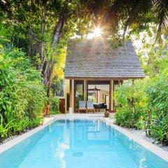 Отель Conrad Maldives Rangali Island 5* Вилла Делюкс с различными типами кроватей фото 7