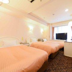 Kobe Sannomiya Union Hotel Кобе комната для гостей фото 2