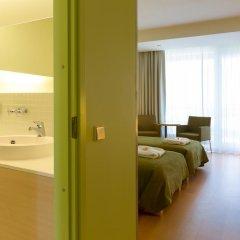 Отель Spa Tervise Paradiis 4* Стандартный номер с различными типами кроватей фото 3