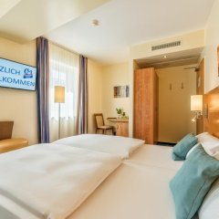 CityClass Hotel Europa am Dom 4* Стандартный номер с различными типами кроватей фото 2