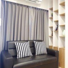 Отель My loft residence 3* Студия с различными типами кроватей фото 25
