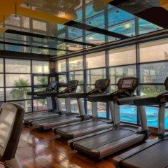 Отель Jumeirah Creekside Дубай фитнесс-зал фото 3