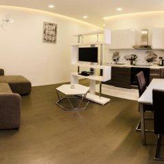Отель City Code Exclusive 3* Улучшенные апартаменты с различными типами кроватей