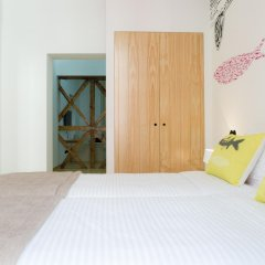 Отель Páteo Saudade Lofts 3* Апартаменты с различными типами кроватей фото 3