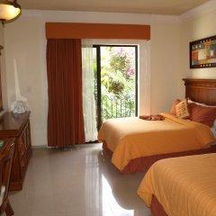 Отель Gran Real Yucatan 3* Стандартный номер с разными типами кроватей