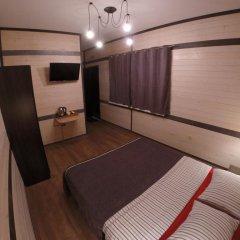 Гостиница Майкоп Сити Стандартный номер с двуспальной кроватью фото 5