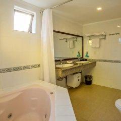 Отель Agribank Hoi An Beach Resort 3* Люкс повышенной комфортности с различными типами кроватей фото 3