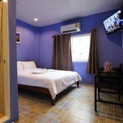 Отель At smile house 2* Улучшенный номер с двуспальной кроватью фото 14