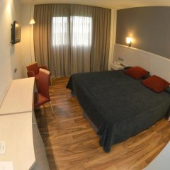 Hotel Táctica 4* Стандартный номер с различными типами кроватей фото 15