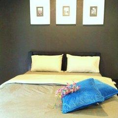 Отель Saphli Villa Beach Resort 2* Бунгало с различными типами кроватей фото 12