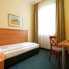Отель IntercityHotel München 4* Стандартный номер с различными типами кроватей фото 3