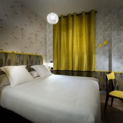Отель Hôtel Crayon Rouge by Elegancia 4* Номер Singular с различными типами кроватей фото 2