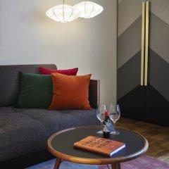 Clarion Hotel Amaranten 4* Семейный номер Делюкс с двуспальной кроватью фото 3