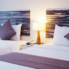 Benikea Premier Hotel Bernoui 3* Стандартный семейный номер с различными типами кроватей