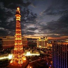 Отель Paris Las Vegas 4* Люкс с различными типами кроватей