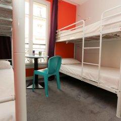 Отель Vintage Paris Gare du Nord by Hiphophostels Стандартный номер с двуспальной кроватью фото 4
