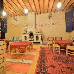 Отель Riad Mamouche Марокко, Мерзуга - отзывы, цены и фото номеров - забронировать отель Riad Mamouche онлайн интерьер отеля фото 3