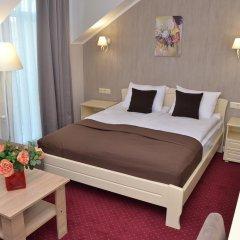 Гостиница Ajur 3* Стандартный номер 2 отдельными кровати фото 11