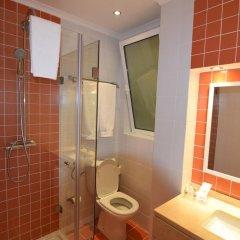 Отель Residencial Florescente 3* Стандартный номер с различными типами кроватей фото 3