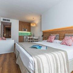 Отель Aparthotel Ponent Mar Студия комфорт с двуспальной кроватью фото 5