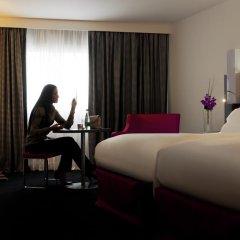 Отель Mercure Paris CDG Airport & Convention 4* Стандартный номер с различными типами кроватей фото 4