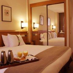 Отель Holiday Inn Madrid - Pirámides 3* Стандартный номер с различными типами кроватей фото 2