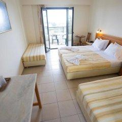 Anastasia Hotel 3* Стандартный семейный номер с различными типами кроватей фото 4