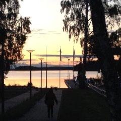 Отель Holiday Houses Saimaa Gardens Финляндия, Лаппеэнранта - отзывы, цены и фото номеров - забронировать отель Holiday Houses Saimaa Gardens онлайн приотельная территория фото 2