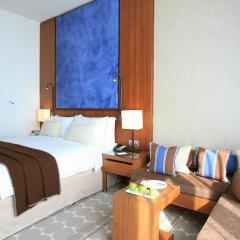 Отель Yas Island Rotana 4* Стандартный номер с различными типами кроватей фото 3