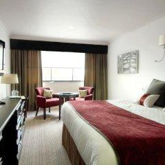 DoubleTree by Hilton Hotel Glasgow Central 4* Стандартный номер с двуспальной кроватью фото 3