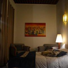 Отель Dar Jomaziat Марокко, Фес - отзывы, цены и фото номеров - забронировать отель Dar Jomaziat онлайн комната для гостей фото 4