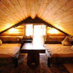 Гостиница Medvezhya Berloga Шале с различными типами кроватей фото 28