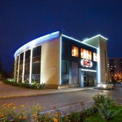Ресторанно-гостиничный комплекс Надія вид на фасад