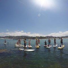 Отель Surfing Etxea Испания, Сан-Себастьян - отзывы, цены и фото номеров - забронировать отель Surfing Etxea онлайн приотельная территория