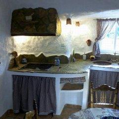 Отель Complejo de Cuevas Almugara Апартаменты разные типы кроватей фото 6