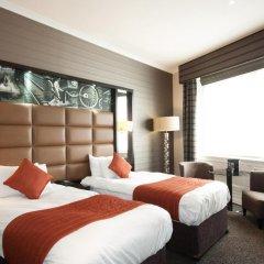 Grand Central Hotel 4* Стандартный номер с 2 отдельными кроватями