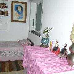 Отель Mayas Nest Кровать в общем номере с двухъярусной кроватью фото 2