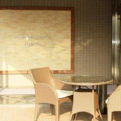 Отель Areaone Hakata Хаката балкон