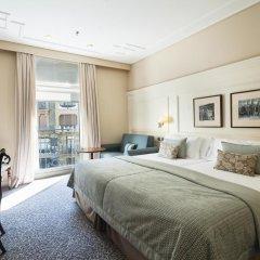 Hotel Londres y de Inglaterra 4* Стандартный номер с двуспальной кроватью фото 4