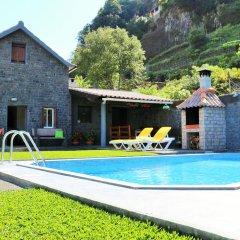 Отель Casa da Pedra Машику бассейн