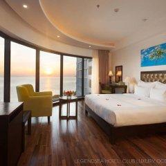 Отель LEGENDSEA 4* Улучшенный номер фото 3
