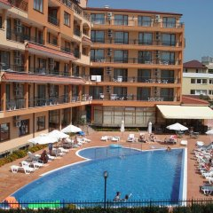 Отель Happy Aparthotel&Spa бассейн фото 3